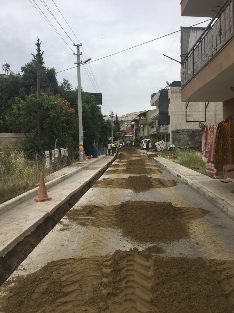 v1/İzmir Doğalgaz Altyapı Çalışmaları