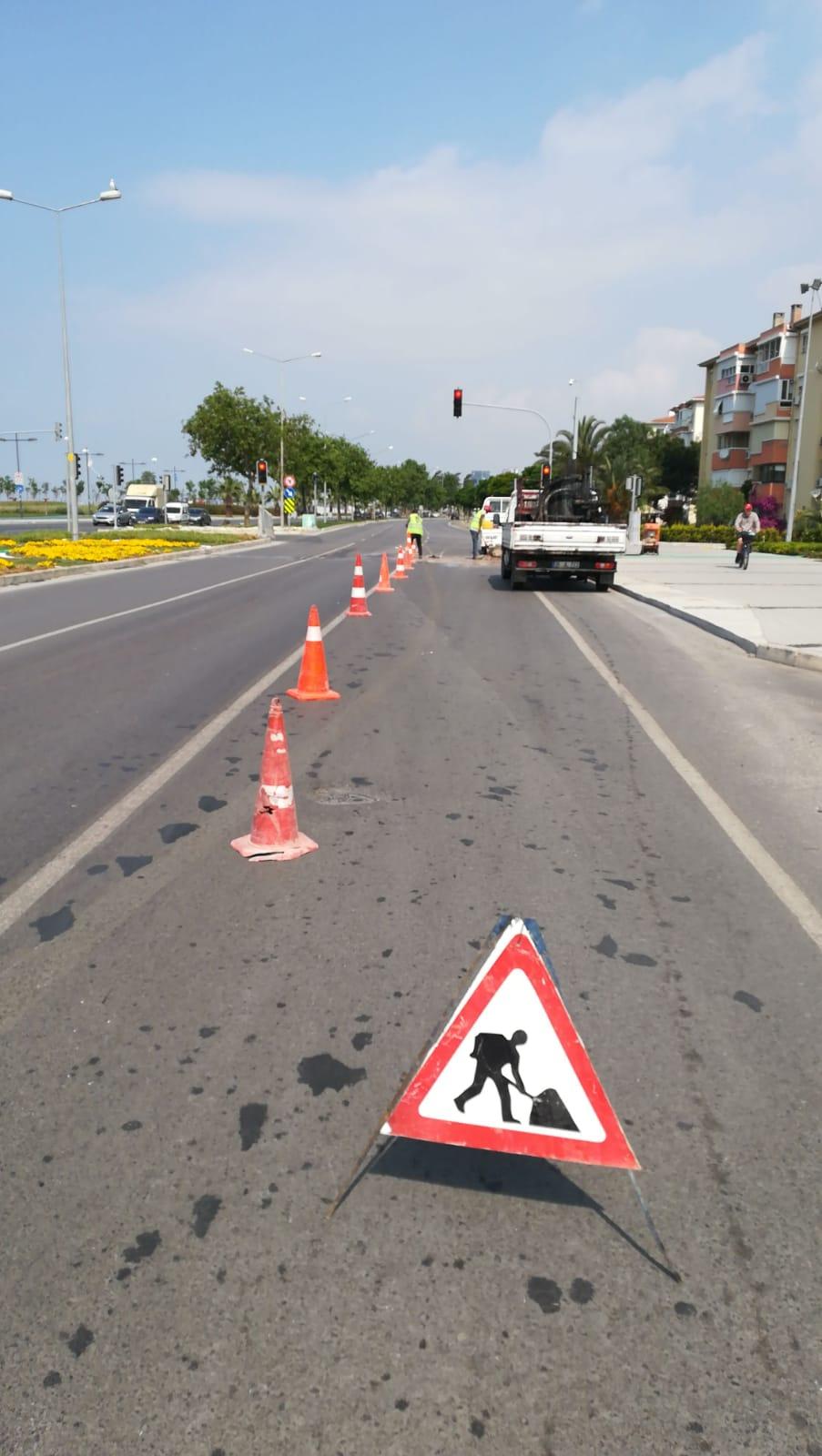v1/İZUM Akıllı Trafik Sistemi Bakımı 2019